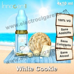White Cookie - Innocent Cloud - 4x10 ml