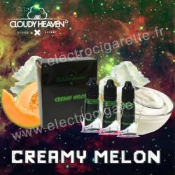 Creamy Melon - Cloudy Heaven - 10 ml