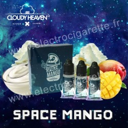 Space Mango - Cloudy Heaven - 3x10 ml