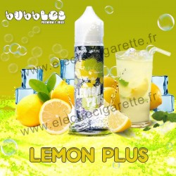 Lemon Plus ZHC - Bubbles
