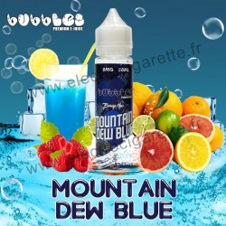 Mountain Dew Blue ZHC - Bubbles