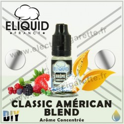 American Blend - Eliquid France - 10 ml - Arôme concentré
