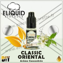 Classic Oriental - Eliquid France - 10 ml - Arôme concentré