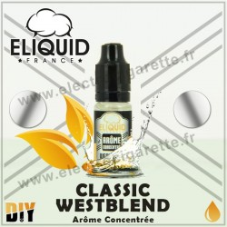Classic Westblend - Eliquid France - 10 ml - Arôme concentré