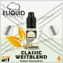 Classic Westblend - Eliquid France - 10 ml - Arôme concentré