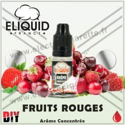 Fruits Rouges - Eliquid France - 10 ml - Arôme concentré
