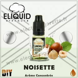 Noisette - Eliquid France - 10 ml - Arôme concentré
