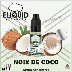 Noix de Coco - Eliquid France - 10 ml - Arôme concentré