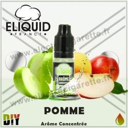 Pomme - Eliquid France - 10 ml - Arôme concentré