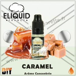 Caramel - Eliquid France - 10 ml - Arôme concentré