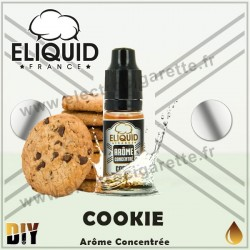 Cookie - Eliquid France - 10 ml - Arôme concentré