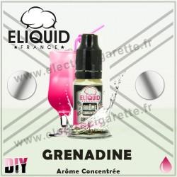 Grenadine - Eliquid France - 10 ml - Arôme concentré