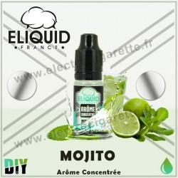 Mojito - Eliquid France - 10 ml - Arôme concentré