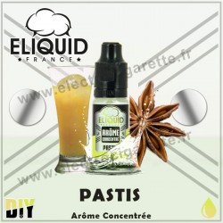 Pastis - Eliquid France - 10 ml - Arôme concentré