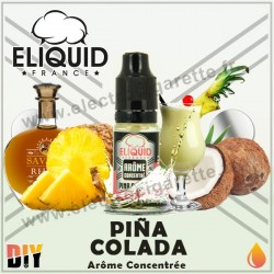 Piña Colada - Eliquid France - 10 ml - Arôme concentré