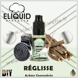 Réglisse - Eliquid France - 10 ml - Arôme concentré
