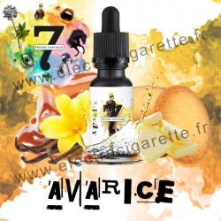 Avarice - 7 Péchés Capitaux - Phoede - 20 ml - Destock