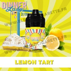 Lemon Tart - Dinner Lady - 3x10 ml