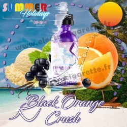Black Orange Crush - Summer Holiday - ZHC - 50 ml