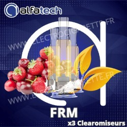 FR-M - AXS 3 x Clearomiseurs - Alfaliquid