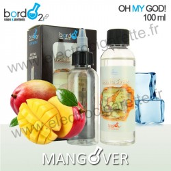 Mangover - Oh My God - Bordo2 - 100ml