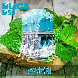 Pack 5 flacons 10 ml Sven - D'50 - D'Lice