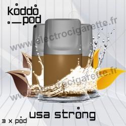 USA Strong - 3 x Pods Nano - KoddoPod Nano