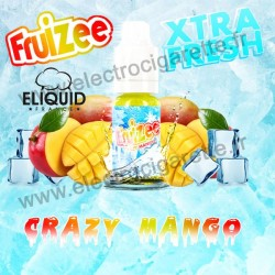 Crazy Mango - Fruizee - 10 ml - EliquidFrance