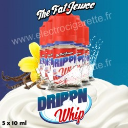 Drippin Whip - One Hit Wonder - 5x10 ml