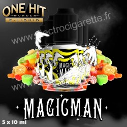 Magic Man - One Hit Wonder - 5x10 ml