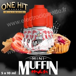 Mini Muffin Man - One Hit Wonder - 5x10 ml