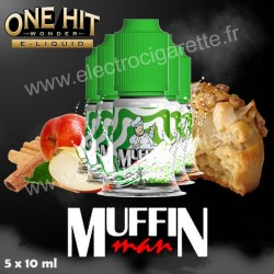 Muffin Man - One Hit Wonder - 5x10 ml