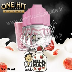 The Milk Man - One Hit Wonder - 5x10 ml