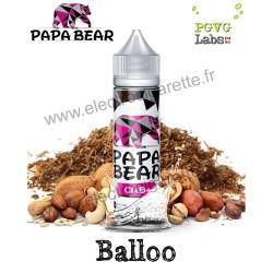 Balloo - Papa Bear Cub - PGVG Labs - ZHC - 60 ml