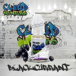 Blackcurrant - Cloud Niners - 10 ml