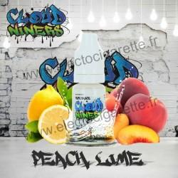 Peach Lime - Cloud Niners - 10 ml