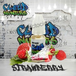 Strawberry - Cloud Niners - 10 ml