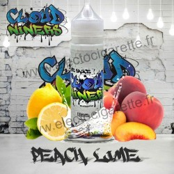 Peach Lime - Cloud Niners ZHC - 50 ml