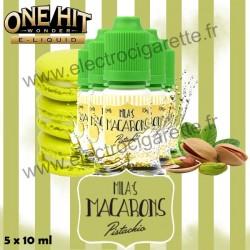 Pistachio Mila's Macaron - One Hit Wonder - 5x10 ml