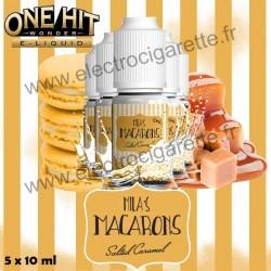 Salted Caramel Mila's Macaron - One Hit Wonder - 5x10 ml