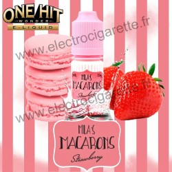 Strawberry Mila's Macaron - One Hit Wonder - 10 ml