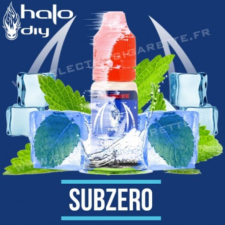 Halo Menthol Ice Vs Sub Zero