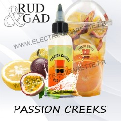 Passion Creeks - Rud & Gad - ZHC 50 ml