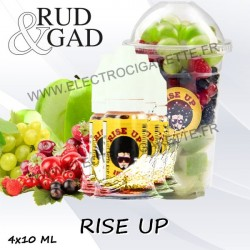 Rise Up - Rud & Gad - 4x10 ml