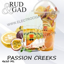 Passion Creeks - Rud & Gad - 4x10 ml