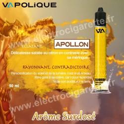 Apollon - Les Dieux de l'Olympe - Vapolique - ZHC 50 ml