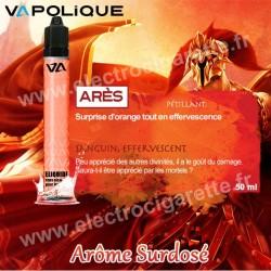Arès - Les Dieux de l'Olympe - Vapolique - ZHC 50 ml