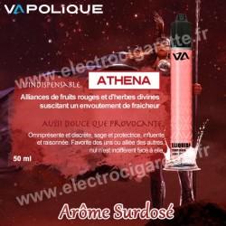 Athena - Les Dieux de l'Olympe - Vapolique - ZHC 50 ml