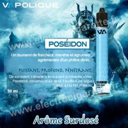 Poseidon - Les Dieux de l'Olympe - Vapolique - ZHC 50 ml