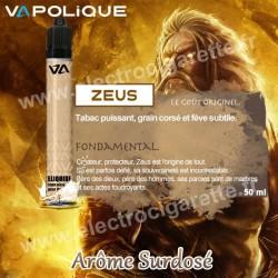 Zeus - Les Dieux de l'Olympe - Vapolique - ZHC 50 ml
